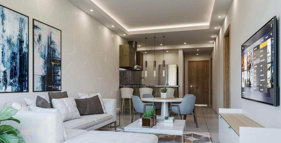 Apartamento Santo Domingo>Distrito Nacional>Zona Universitaria - Venta:92.000 Dolares - codigo: 22-284