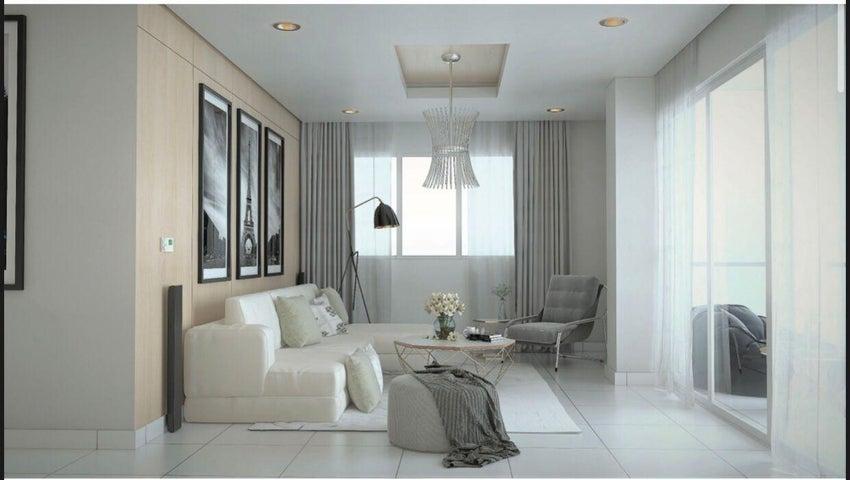 Apartamento Santo Domingo>Distrito Nacional>Urbanizacion Real - Venta:223.600 Dolares - codigo: 22-297
