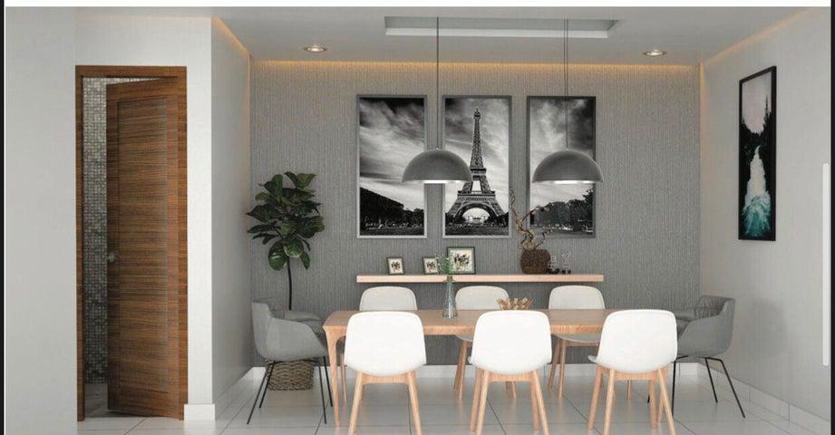 Apartamento Santo Domingo>Distrito Nacional>Urbanizacion Real - Venta:214.400 Dolares - codigo: 22-301
