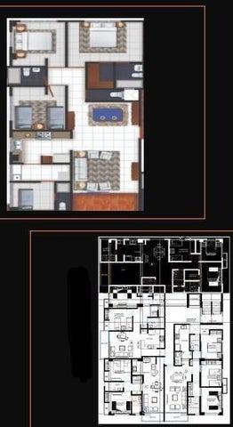 Apartamento Santo Domingo>Distrito Nacional>Urbanizacion Tropical - Venta:160.350 Dolares - codigo: 22-308