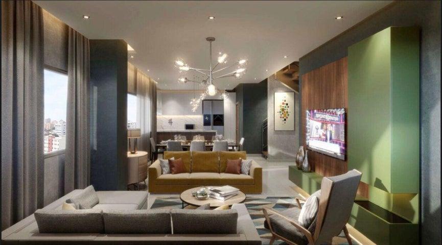 Apartamento Santo Domingo>Distrito Nacional>Naco - Venta:243.800 Dolares - codigo: 22-321