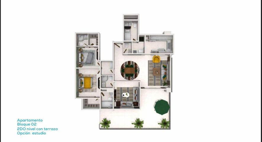 Apartamento Santo Domingo>Distrito Nacional>Naco - Venta:246.800 Dolares - codigo: 22-322