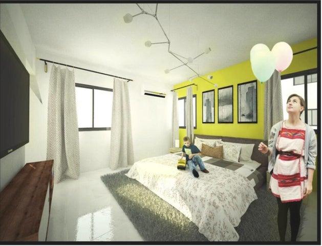 Apartamento Santo Domingo>Santo domingo Este>Isabelita - Venta:89.990 Dolares - codigo: 22-332