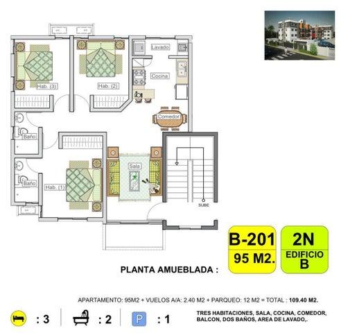 Apartamento Santo Domingo>Santo domingo Este>Isabelita - Venta:78.800 Dolares - codigo: 22-339