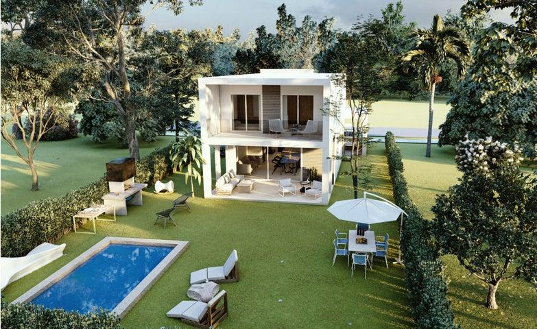 Casa La Altagracia>Punta Cana>Punta Cana - Venta:215.000 Dolares - codigo: 22-346
