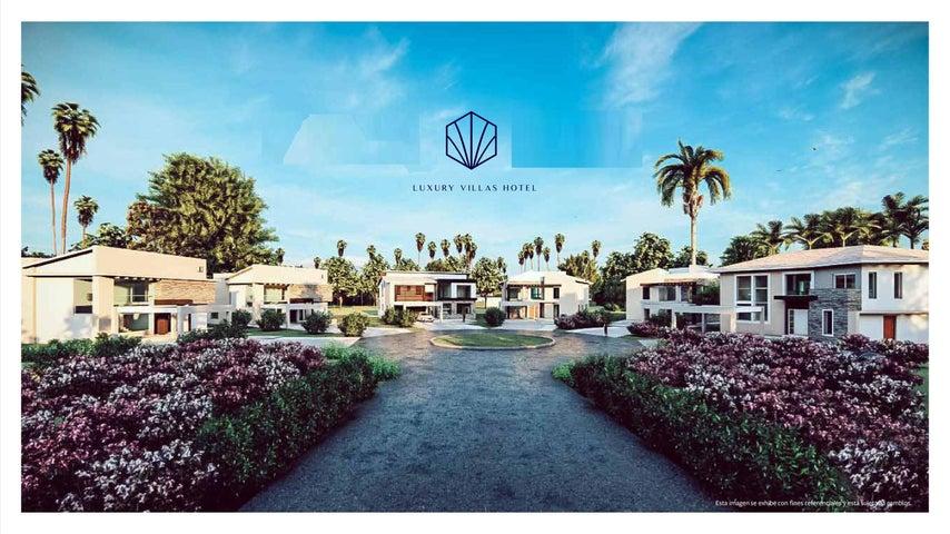Casa La Altagracia>Punta Cana>Punta Cana - Venta:600.000 Dolares - codigo: 22-349