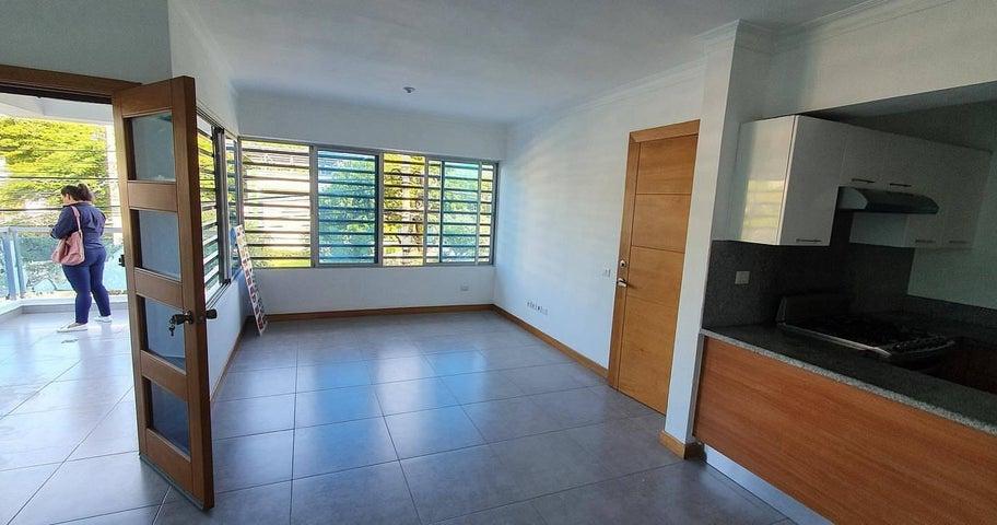 Apartamento Santo Domingo>Distrito Nacional>Gazcue - Alquiler:825 Dolares - codigo: 22-379