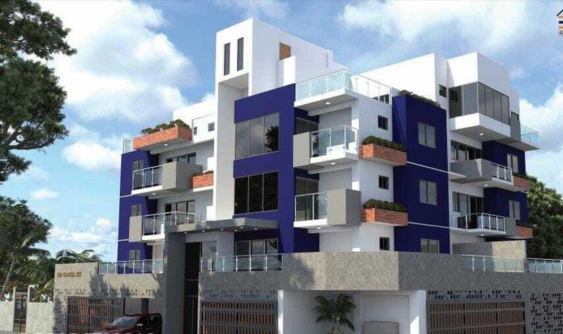 Apartamento Santo Domingo>Distrito Nacional>El Cacique - Venta:125.334 Dolares - codigo: 22-388