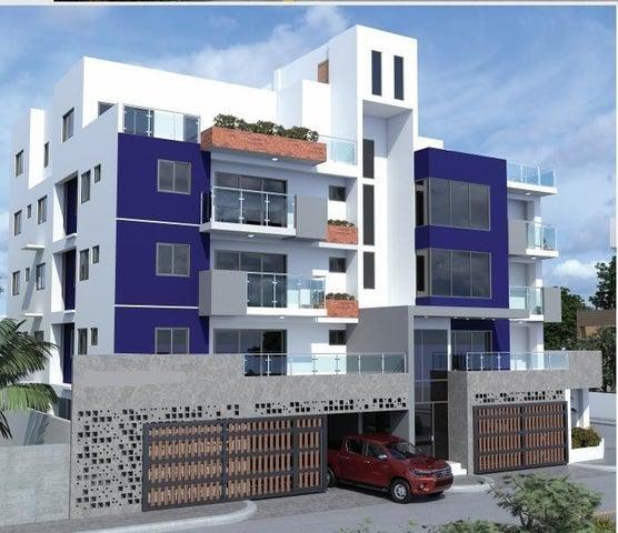 Apartamento Santo Domingo>Distrito Nacional>El Cacique - Venta:156.057 Dolares - codigo: 22-390