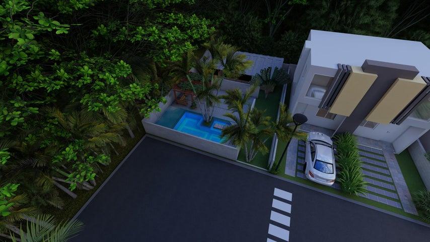 Townhouse La Altagracia>Punta Cana>Punta Cana - Venta:65.000 Dolares - codigo: 22-392