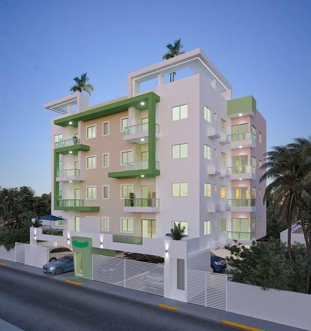 Apartamento Santo Domingo>Distrito Nacional>El Cacique - Venta:96.500 Dolares - codigo: 22-398
