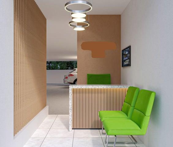 Apartamento Santo Domingo>Distrito Nacional>El Cacique - Venta:99.200 Dolares - codigo: 22-399