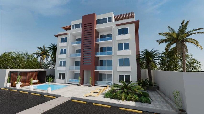 Apartamento La Altagracia>Punta Cana>Bavaro - Venta:98.000 Dolares - codigo: 22-403