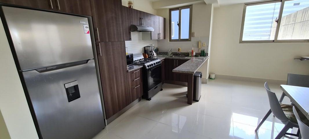 Apartamento Santo Domingo>Distrito Nacional>Naco - Alquiler:850 Dolares - codigo: 22-404
