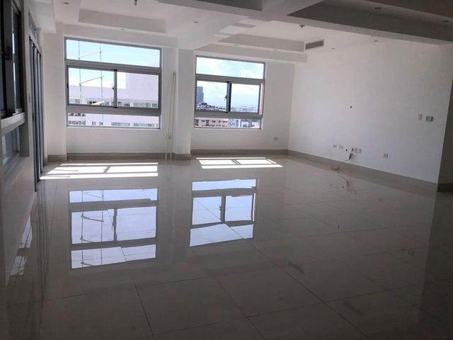 Apartamento Santo Domingo>Distrito Nacional>Bella Vista - Alquiler:2.100 Dolares - codigo: 22-406