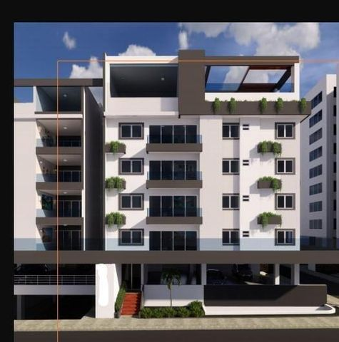 Apartamento Santo Domingo>Distrito Nacional>Urbanizacion Tropical - Venta:121.500 Dolares - codigo: 22-307