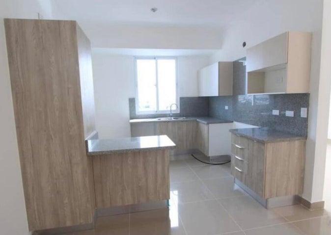 Apartamento Santo Domingo>Distrito Nacional>La Esperilla - Alquiler:1.450 Pesos - codigo: 22-412