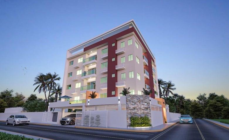 Apartamento Santo Domingo>Distrito Nacional>El Cacique - Venta:99.800 Dolares - codigo: 22-289
