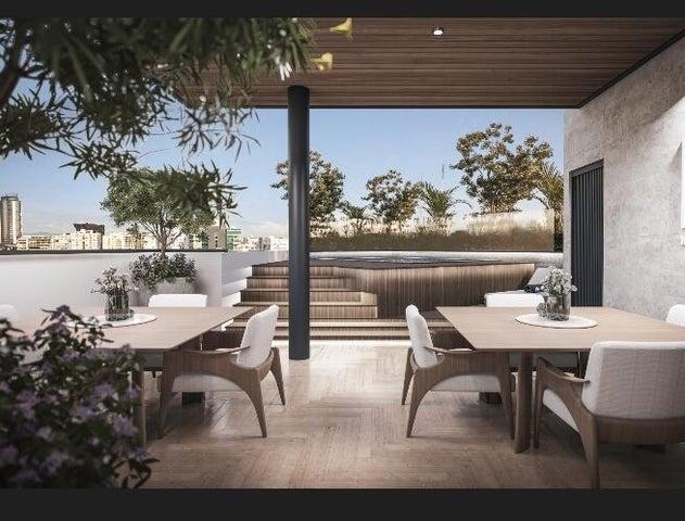 Apartamento Santo Domingo>Distrito Nacional>Piantini - Venta:156.000 Dolares - codigo: 22-329