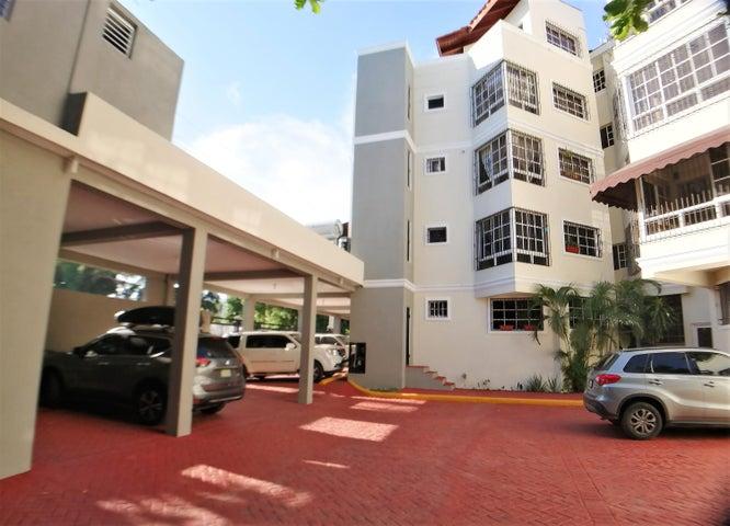 Apartamento Santo Domingo>Distrito Nacional>Gazcue - Venta:225.000 Dolares - codigo: 22-522