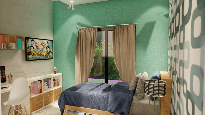 Apartamento Santo Domingo>Santo domingo Este>Ozama - Venta:86.500 Dolares - codigo: 22-529