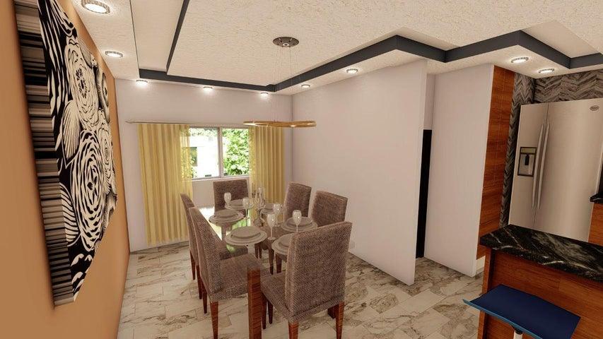 Apartamento Santo Domingo>Santo domingo Este>Ozama - Venta:124.000 Dolares - codigo: 22-535