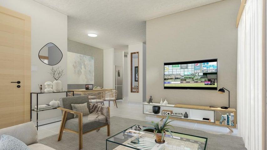 Apartamento Santo Domingo>Santo Domingo Oeste>Av Prolongacion 27 de Febrero - Venta:1.920.000 Pesos - codigo: 22-490