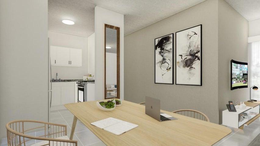 Apartamento Santo Domingo>Santo Domingo Oeste>Av Prolongacion 27 de Febrero - Venta:2.422.260 Pesos - codigo: 22-491