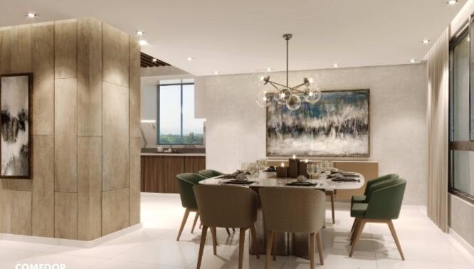 Apartamento Santo Domingo>Santo domingo Este>Alma Rosa I - Venta:350.000 Dolares - codigo: 22-570