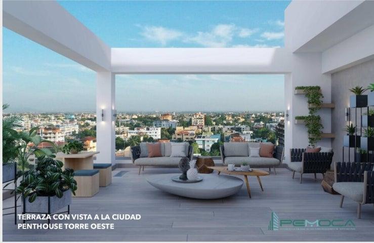 Apartamento Santo Domingo>Santo domingo Este>Alma Rosa I - Venta:700.000 Dolares - codigo: 22-571