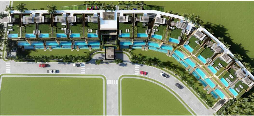 Apartamento La Altagracia>Punta Cana>Cap Cana - Venta:331.000 Dolares - codigo: 22-49