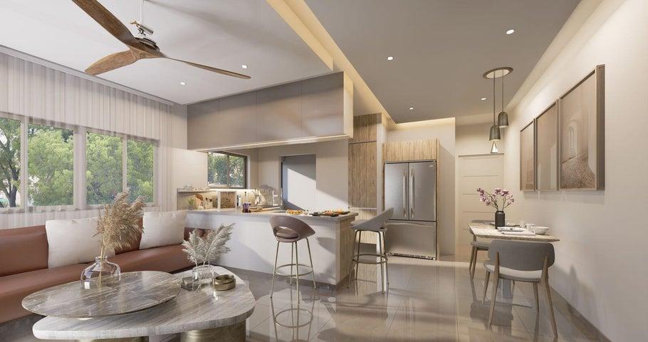 Apartamento Santo Domingo>Distrito Nacional>Los Prados - Venta:163.760 Dolares - codigo: 22-610