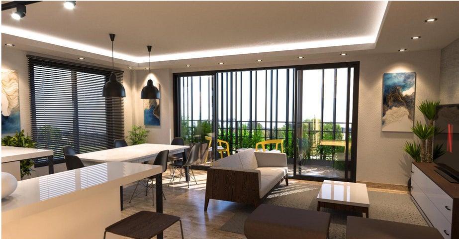 Apartamento Santo Domingo>Distrito Nacional>El Millon - Venta:197.500 Dolares - codigo: 22-632