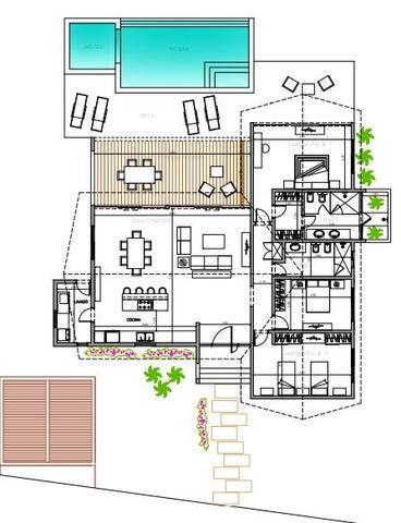 Casa La Romana>Bahahibe>Bayahibe - Venta:654.000 Dolares - codigo: 22-635