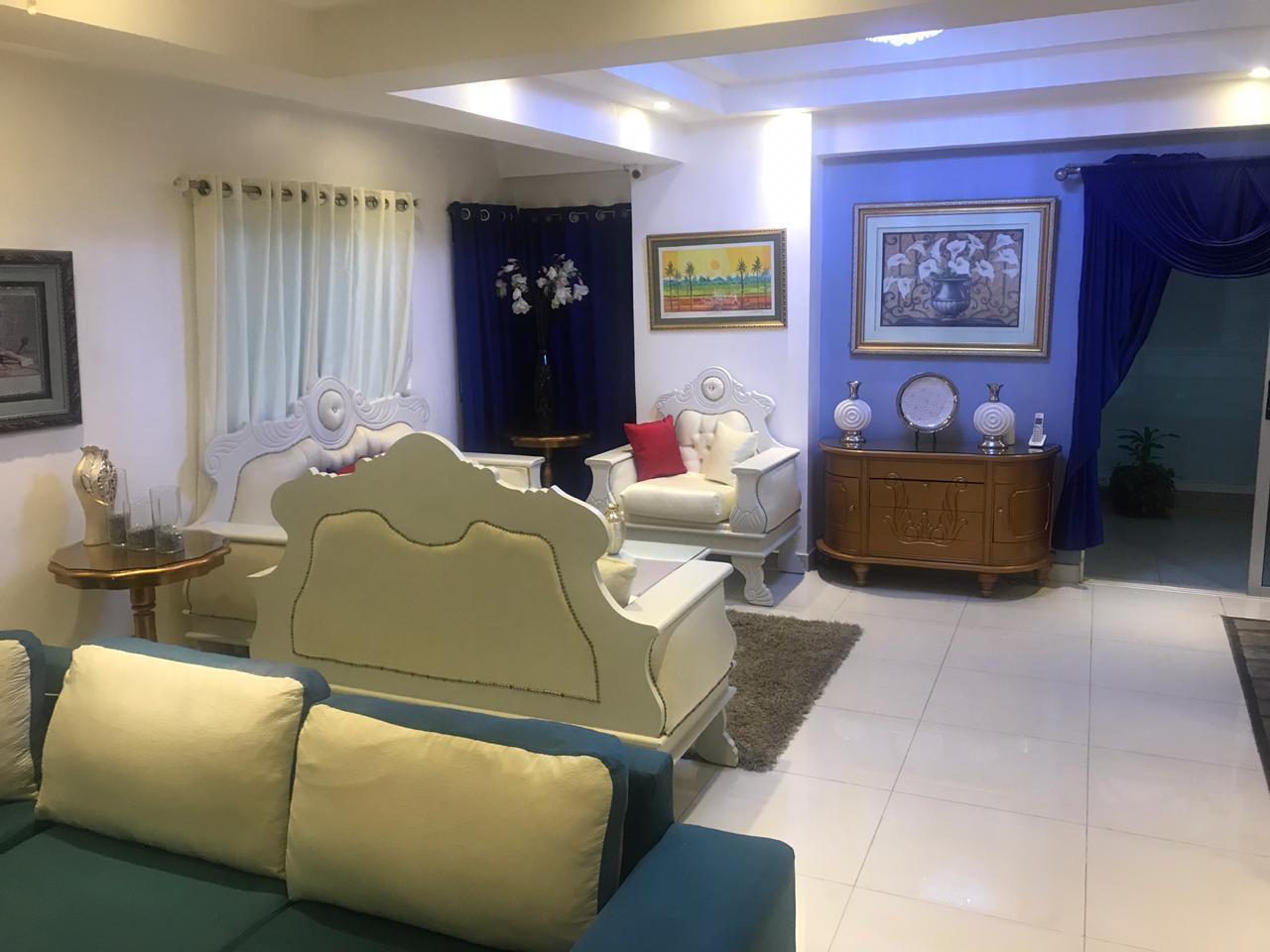 Apartamento Santo Domingo>Distrito Nacional>Naco - Venta:290.000 Dolares - codigo: 22-654