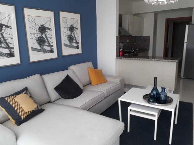 Apartamento Santo Domingo>Distrito Nacional>Paraiso - Alquiler:1.400 Dolares - codigo: 22-683
