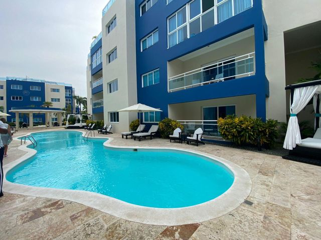 Apartamento La Altagracia>Punta Cana>Bavaro - Alquiler:1.600 Dolares - codigo: 22-690