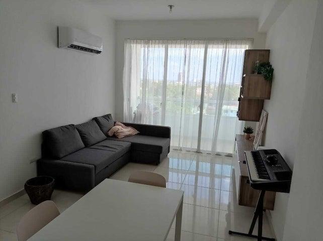 Apartamento San Pedro de Macoris>Juan Dolio>Juan Dolio - Alquiler:950 Dolares - codigo: 22-692