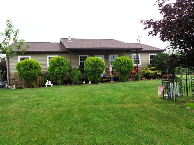 345 SCHUCKERS ORCHARD RD, Luthersburg, PA 15848