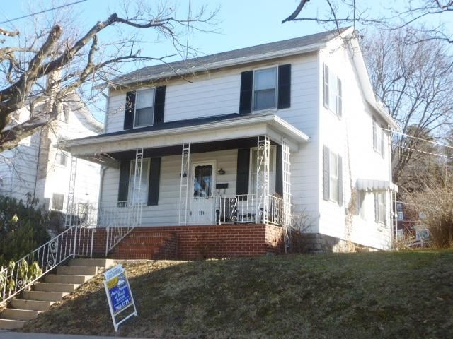 110 S 4TH ST, Clearfield, PA 16830