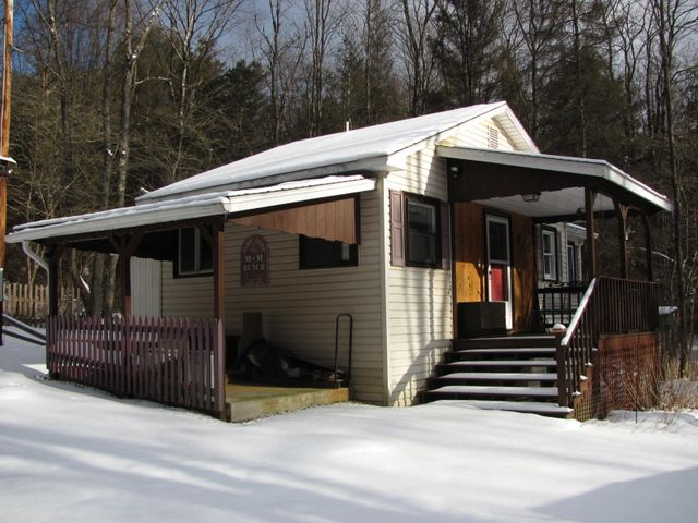 350 MCMANIGLE RD, Brookville, PA 15825
