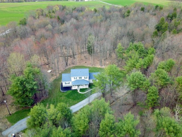 house and 15 acres