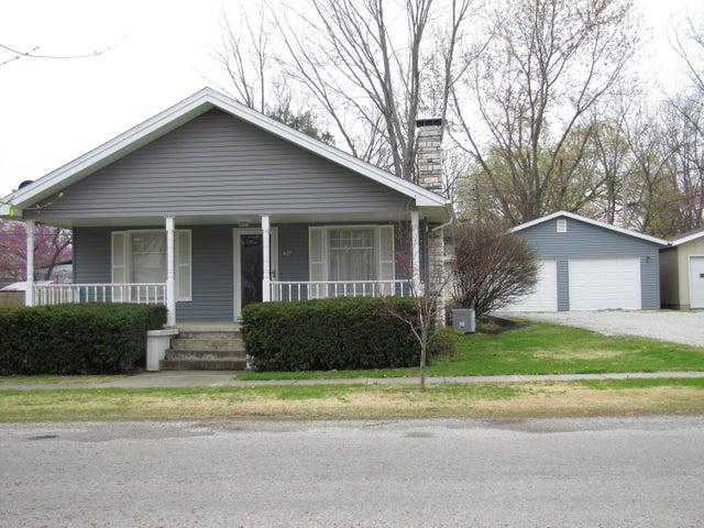 417 S Jefferson, Salem, IL 62881