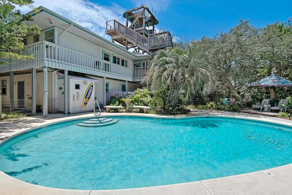 Santa rosa beach homes with swimming pool for House of blueprints santa rosa beach