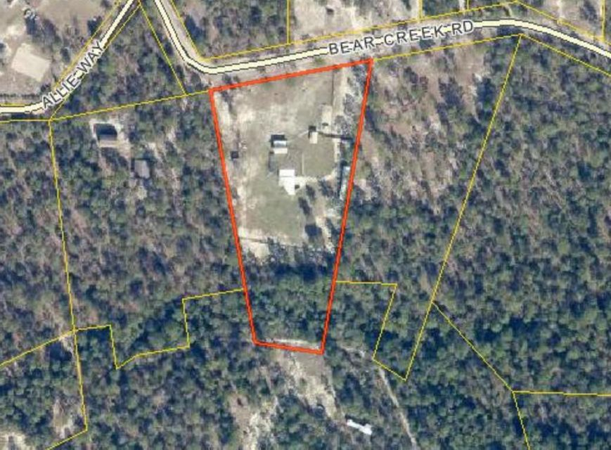 3926 Bear Creek Road, Crestview, FL 32539