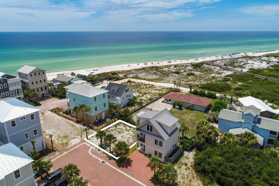 Lot 4 Blue Coast Court, Inlet Beach, FL 32461