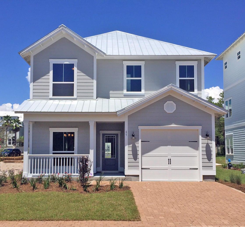 82 Grande Pointe Drive Lot #9, Inlet Beach, FL 32461