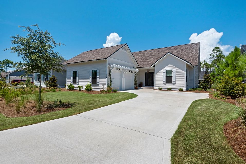 136 Medley Street (Lot 104), Inlet Beach, FL 32461