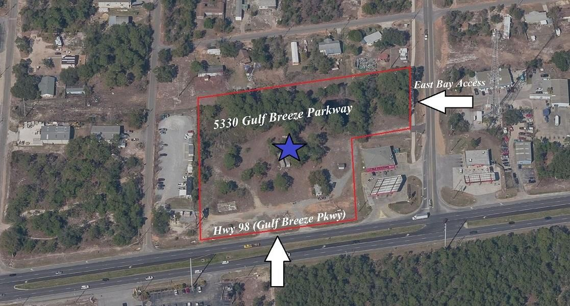 5330 Gulf Breeze Parkway, Gulf Breeze, FL 32563
