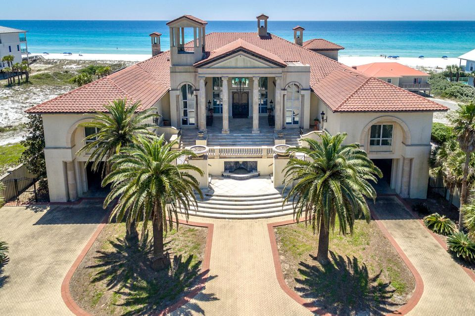 An Elegant And Sustainable Florida Home With Fantastic Views: 39 Sandy Dunes CircleMiramar Beach32550Rare And